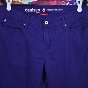 Denizen from Levis Totally Shaping Skinny Purple